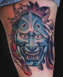 hannya mask tattoo designs meanings and ideas tatring