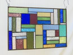 Decorative Glass Panels For Walls Custom Stained Glass Custommade Com