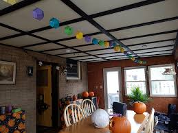 diy destiny festival of the lost themed halloween party with paper