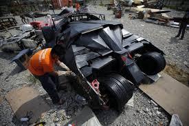 Lamborghini Gallardo Batmobile - homebrewed chinese batmobile tumbler replica proving wise investment