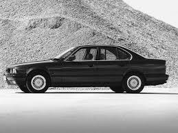 bmw 5 series e34 specs 1988 1989 1990 1991 1992 1993