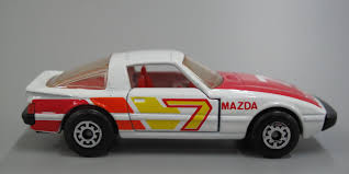 matchbox cars toy matchbox car mazda rx7 1 56 u0027mazda 7 u0027 white and red