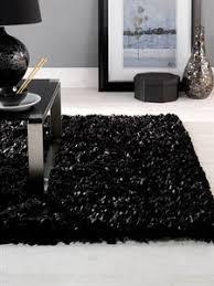 Black Modern Rug Contemporary Rugs Modern Rugs Buy Rugs In The Uk