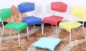 online get cheap green wicker chairs aliexpress com alibaba group