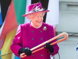 Queen Elizabeth by Queen Elizabeth Ii At 2017 Commonwealth Day Event Popsugar Celebrity