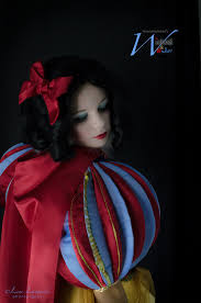 Red White Blue Halloween Costumes Snow White Dress Girls Snow White Costume Snow White