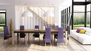 Purple Dining Chairs Ikea Captivating Purple Dining Room Chair Covers 84 In Dining Room