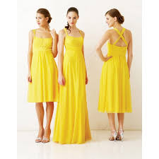 yellow bridesmaid dress do you the of yellow bridesmaid dresses