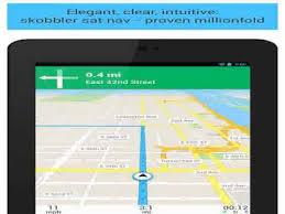 scout gps apk gps navigation maps usa v7 1 apk free