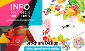 Ideas For Designs 26 Best And Creative Brochure Design Ideas For Your Inspiration