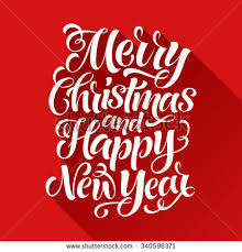 merry happy new year greetings stock vector 496013578
