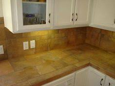 Tile Kitchen Countertops Everything Old Is New Again Tile Countertops Then And Now