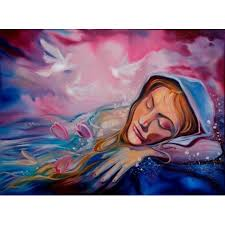 dreaming of peace oil painting jewish art oil painting gallery