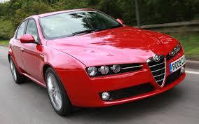 alfa romeo the 10 best alfa romeo saloons ranked cars
