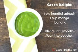 5 super healthy baby food recipes for squeeze pouches healthy