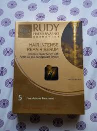 Serum Rudy rudy hadisuwarno hair repair serum per box daftar update