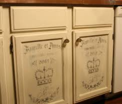 stencils for kitchen cabinets chalk paint kitchen cabinets lady butterbug