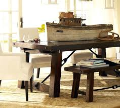 Sears Dining Room Furniture Sets Pottery Barn Dining Room Tables For Sale Banks Extending Dining