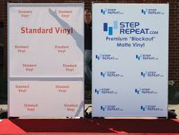 step and repeat backdrop our matrial step and repeat banners