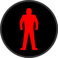 What Does A Flashing Red Light Mean Turning Vehicles Must Give Way To Pedestrians Main Roads Western