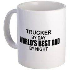 this coffee mug is a great gift for your trucking best
