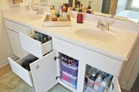 how to organize bathroom vanity bathroom counter organization ideas wpxsinfo