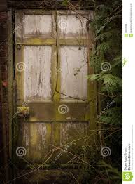 spooky texture spooky doorway stock photo image 59552664