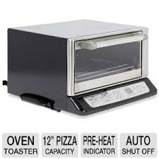 Toaster Oven Convection Oven Cuisinart Cto 395pcfr Convection Boiler Toaster Oven 6 Cubic