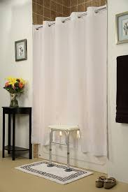 Tweety Bird Shower Curtain Amazon Com Simplicity White Shower Curtain Health U0026 Personal Care