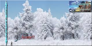 marketplace seamless christmas winter wonderland
