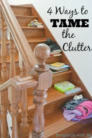 4 ways to tame the clutter a bowl full of lemons