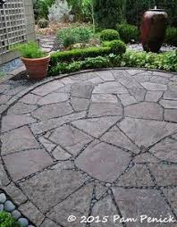 Patio Rock Ideas Slate Walkway Ideas Drg Flagstone Slate Stone And Brick