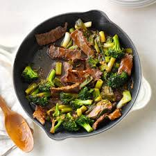 Entree by Saucy Beef With Broccoli Recipe Broccoli Stir Fry And Entrees