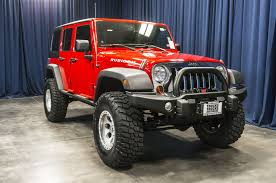 lifted 2012 jeep wrangler unlimited rubicon 4x4 northwest motorsport