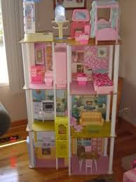 Doll House Plans Barbie Mansion by Best 25 Barbie House With Elevator Ideas On Pinterest Barbie