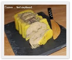 cuisiner un foie gras foie gras aux 4 épices cuisiner tout simplement le de