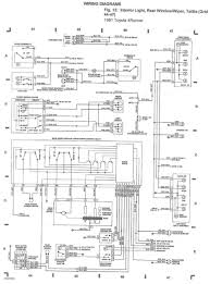 toyota hilux stereo wiring diagram with simple pictures 72664