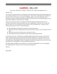 best pharmacist cover letter examples livecareer