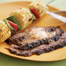 Mediterranean Style Food - mediterranean style flank steak finecooking