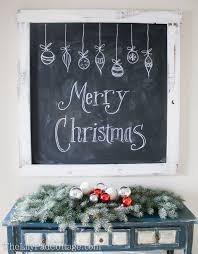 Christian Christmas Window Decorations by Best 25 Christmas Chalkboard Art Ideas On Pinterest Christmas