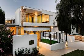three homes contemporary house designed by signature custom homes