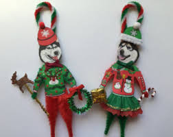 cat ornaments santa claus cat ornaments pink santa