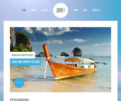how to travel for free images 35 best free travel website templates for blogs agencies devfloat jpg