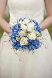 Blue Wedding Bouquets 30 Best Blue Wedding Images On Pinterest Marriage Blue Flowers