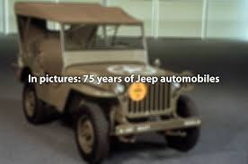 1966 jeep gladiator photos jeep through the years jeep celebrates 75th anniversary