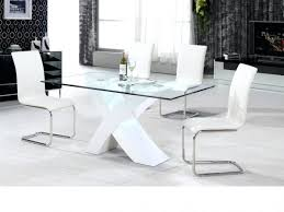 Clear Acrylic Dining Chairs Articles With Clear Acrylic Dining Furniture Tag Beautiful Clear