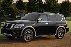 nissan armada 2017 vs patrol 2018 nissan armada gets rearview mirror with lcd monitor motor trend