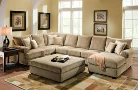 abot l shaped sectionals with recliners sectional sofa in black