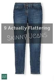 the best skinny jeans that are flattering on all body types huffpost