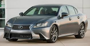 lexus gs 350 redesign action oriented sedan with a predatory spirit the new york times